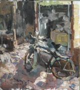 At_the_the_Antique_Shop__17x19_inches__oil_on_canvas.JPG