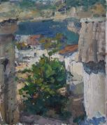 Crimean_backyard_in_Balaklava_65x50.JPG