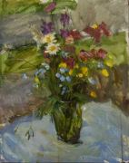 UG_Wildflowers,_oil_on_board__50x40Wildflowers,_Oil_On_Board__50X40.JPG
