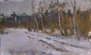 UG_Winter__Path,_oil_on_canvas_50x30Winter__Path,_Oil_On_Canvas_50X30.JPG