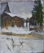 UG_Winter_expanses,_oil_on_canvas_55x45Winter_Expanses,_Oil_On_Canvas_55X45.JPG