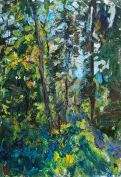EVENING_IN_THE_WOODS____2014__oil_linen__27_1_2_x__19_2_3__LOWRES_.JPG