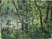 Ulrich_Gleiter__Forest_light_28distant_brook29__30x24__2011_oil_lq.jpg